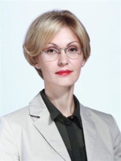 Tatyana Fleganova - Head of the Congress Bureau