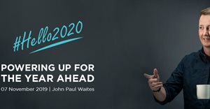 #Hello2020 - Powering UP for the year ahead