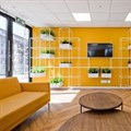 Using the science of colour to encourage dynamism, employee engagement