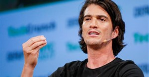 WeWork CEO Adam Neumann once proposed his company could some day eradicate world hunger. Reuters/Eduardo Munoz