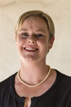 Justine Sweet, is an environmental author who consults on content for LexisNexis South Africa's Lexis Library, Lexis GRC and Lexis Assure solutions.