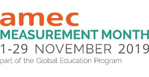 Global focus on PR Measurement in November 2019