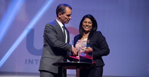 Pam Indurjeeth, Managing Director, Oryx Oil South Africa, wins World LPG Women of the Year Award