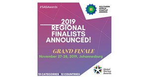 Regional finalists announced for 2019 Southern Africa Startup Awards