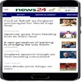News24 goes green for Bokke Saturday!