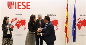 Dr Iqbal Survé receives International Friendship Award