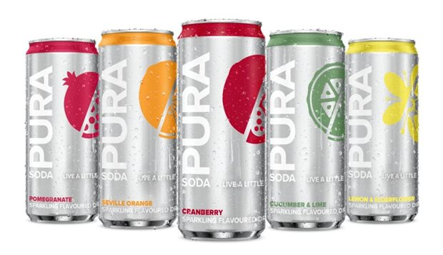 #EntrepreneurMonth: Shaking up soda with Pura Beverage Company's Greig Jansen