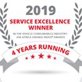 Ask Africa Orange Index reveals Tiger Wheel & Tyre is number one in Service Excellence