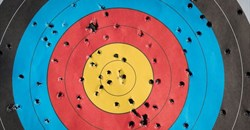 The Goldilocks role of targeting in evidence-based marketing