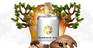 Drink gin, help the pangolins