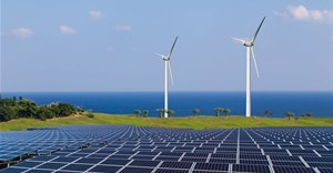 Renewable energy technologies will in the next two years be competitive on price with fossil fuels. Shutterstock