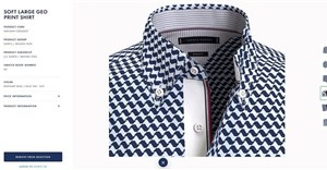 Tommy Hilfiger aims for 100% 3D apparel design