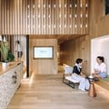 Studio DOTCOF creates cave-like interior spaces for Shanghai beauty salon