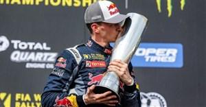 Timmy Hansen named WRX champ at Sabat World Rallycross of South Africa 2019
