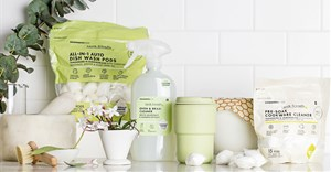 Updated Woolies Earth Friendly range has 24 eco-cleaning, 7 plastic-alternative items