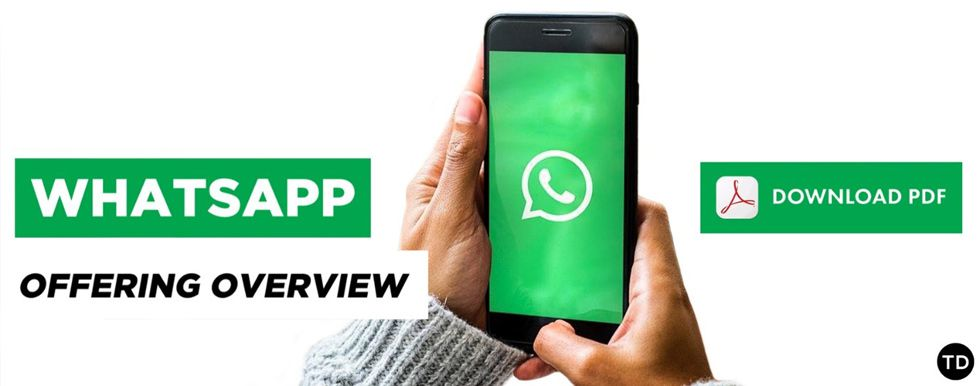 Want to make waves with WhatsApp marketing?