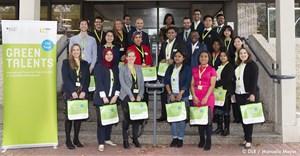 SA student wins international Green Talents Award