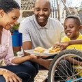 #AfricanAdShowcase: Blue Ribbon bread ad shares mmmm yum moments with family