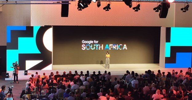 Google for South Africa event. Image source: Danette Breitenbach.
