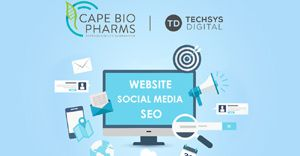 Techsys Digital wins new pharmaceutical disruptor Cape Bio Pharms