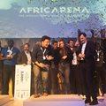 Top startups shine at AfricArena Summit