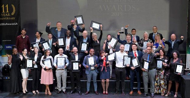 2019 South African Small Business Awards winners