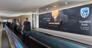 Standard Bank unveils 'spectacular' campaign at OR Tambo International