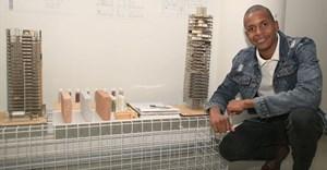 UJ's Senzo Mamba wins Corobrik Regional Architecture Award