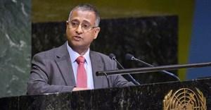Ahmed Shaheed, UN special rapporteur on freedom of religion or belief. UN Photo/Manuel Elias
