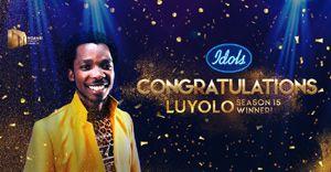 Telkom congratulates newly crowned Idols SA winner, Luyolo