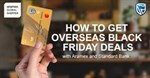 How to get overseas Black Friday deals with Standard Bank and Aramex Global Shopper