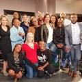 Isidingo cast and crew. © .