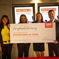 2019 'Corporate Travel Grant Competition' winner announced