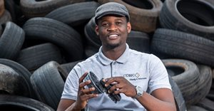#EntrepreneurMonth: Cubic 38 creates a value chain for waste tyres