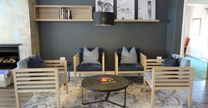 Courtyard Hotel Sandton sports new look lounge