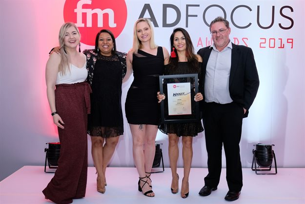 Overall Agency of the Year, Triple Eight | Image supplied by Financial Mail
