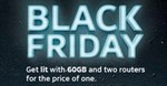 Two WiFi routers, one Friday, our Black Friday survival tips to get the ultimate deal!
