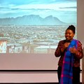 Mkaza-Siboto's Creative Mornings talk at AAA School.