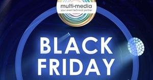 Multi-Media: Audiovisual Black Friday special