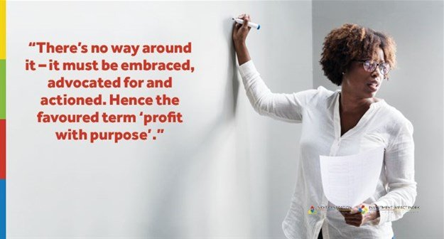Profit with purpose - a practical outlook for impact investment in Africa