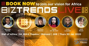 BizTrendsLIVE!2020 speakers announced and booking open