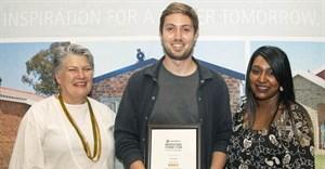 Wits' Ian McBride wins regional Corobrik Architecture Award