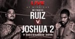 The biggest fight of 2019 exclusive to Fight Sports on Openview channel 115