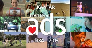Kantar South Africa's Best Liked Ads of the last 35 years