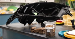 Ford, McDonald's to use coffee bean chaff in car parts