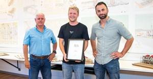 UCT's Sebastian Hitchcock wins Corobrik Regional Architecture Award