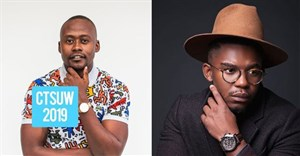 Vincent Manzini, AKA 'Sir Vincent' and Siya Beyile spoke at Cape Town Startup Week 2019 on the power of personal branding for entrepreneurs...