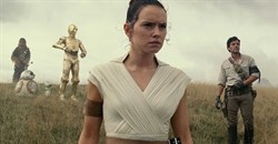 The Skywalker saga concludes with a return of the fan service