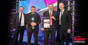 Tiger Wheel & Tyre wins award for excellence at 2019 Discovery Insure Partner Awards