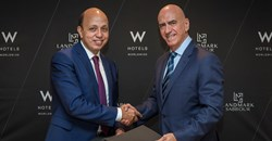 Marriott, Landmark Sabbour sign agreement to open W Hotel in Cairo